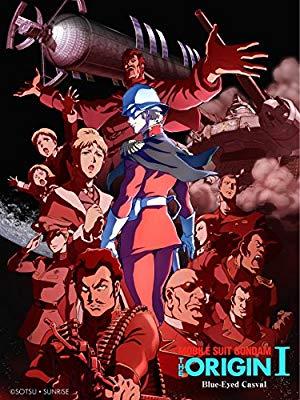 Mobile Suit Gundam The Origin (dub)