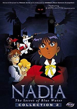 Nadia: Secret Of Blue Water (dub)