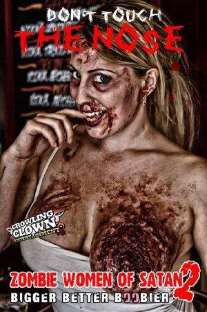 Female Zombie Riot