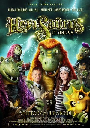Heavysaurus: The Movie