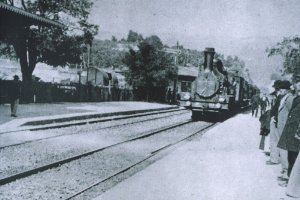 The Arrival Of A Train