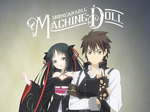 Machine-doll Wa Kizutsukanai (dub)