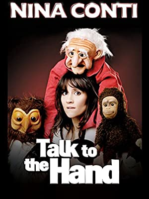 Nina Conti: Talk To The Hand