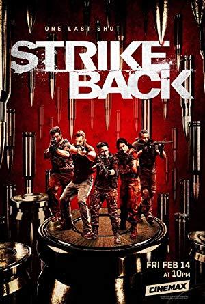 Strike Back: Season 8