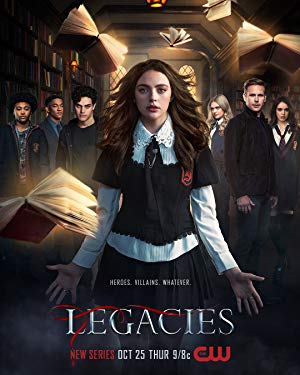 Legacies: Season 2