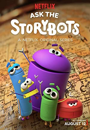 Ask The Storybots: Season 3