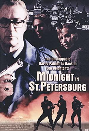 Midnight In Saint Petersburg