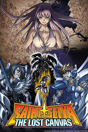 Saint Seiya The Lost Canvas 2 (dub)