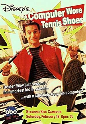 The Computer Wore Tennis Shoes 1995