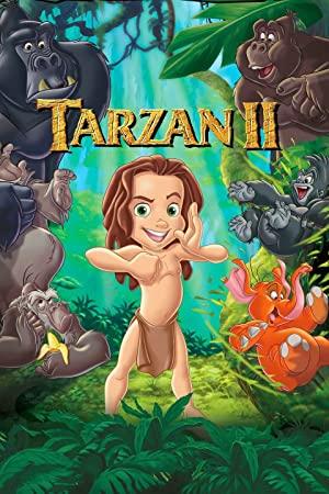 Tarzan 2: Who Am I?