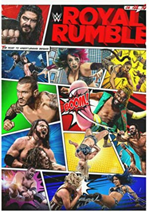 Wwe: Royal Rumble (2021)