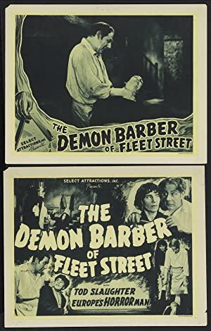 The Demon Barber Of Fleet Street