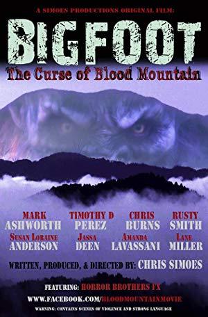 Bigfoot: The Curse Of Blood Mountain