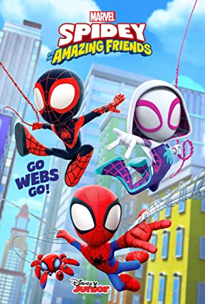 Spidey And His Amazing Friends: Season 1