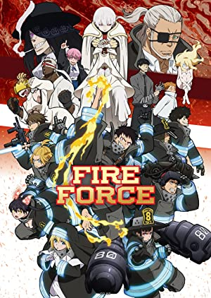 Fire Force Season 2 (sub)