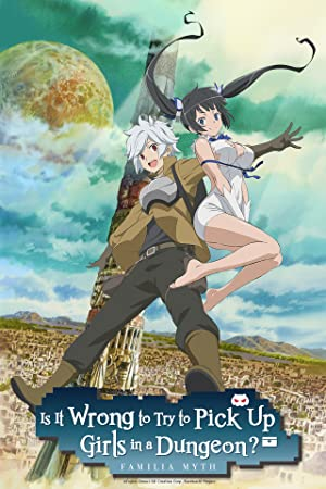 Danmachi 2nd Season (sub)