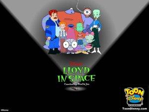 Lloyd In Space: Season 2