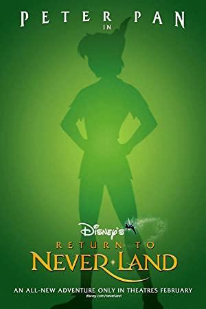 Peter Pan Ii: Return To Neverland
