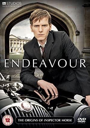 Endeavour: Season 8