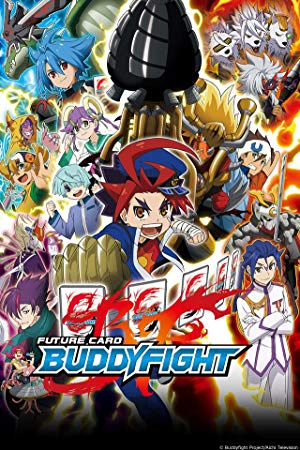 Future Card Buddyfight 2nd (dub)