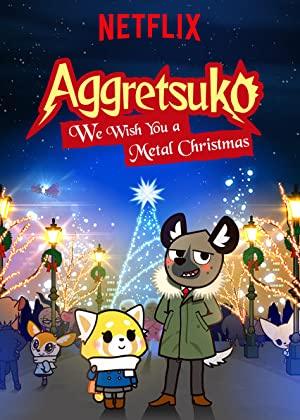 Aggretsuko We Wish You A Metal Christmas (dub)