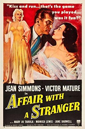 Affair With A Stranger