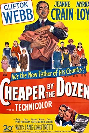 Cheaper By The Dozen 1950