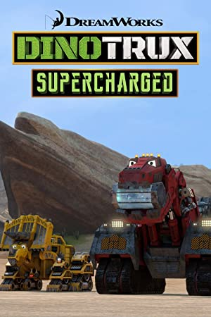 Dinotrux Supercharged: Season 3