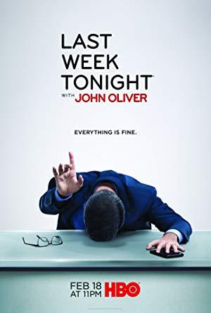 Last Week Tonight With John Oliver: Season 6