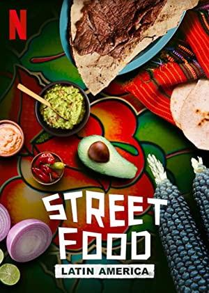 Street Food: Latin America: Season 1