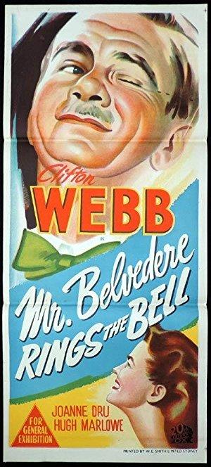 Mr. Belvedere Rings The Bell
