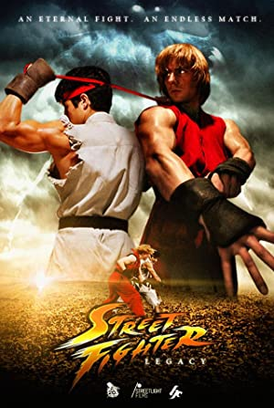 Street Fighter: Legacy