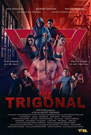 The Trigonal: Fight For Justice