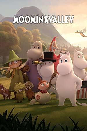 Moominvalley: Season 1
