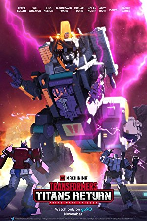 Transformers: Titans Return: Season 1
