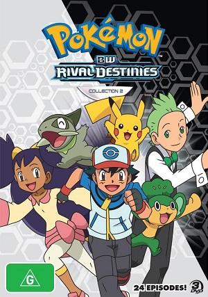 Pokémon: Season 15