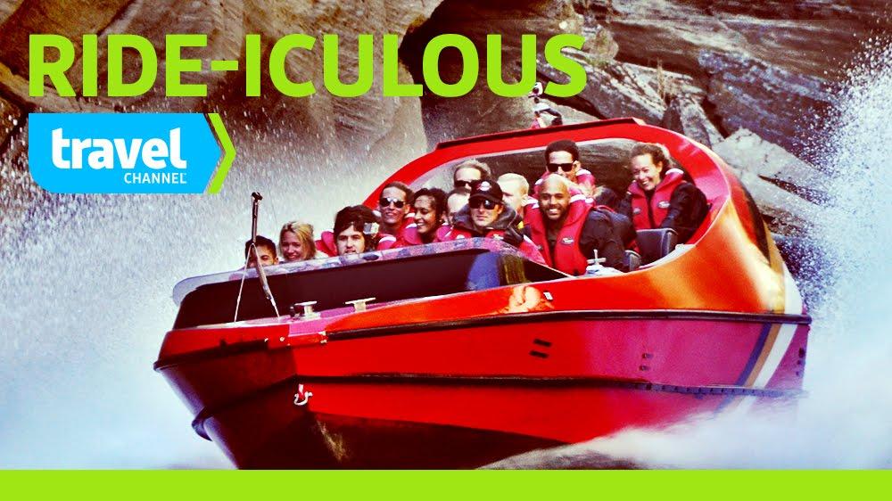 Ride-iculous: Season 1