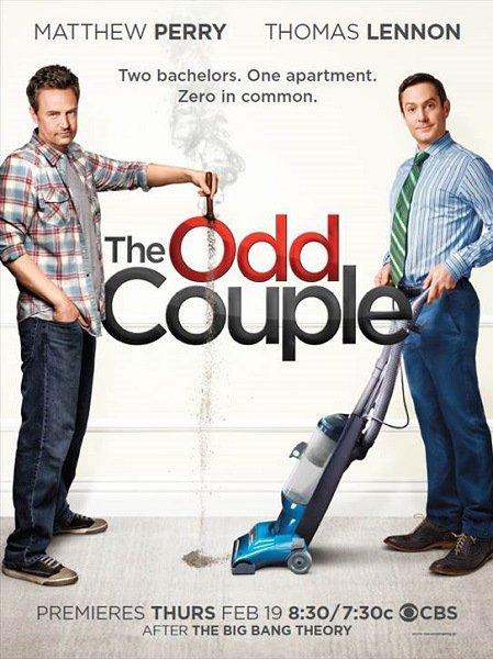 The Odd Couple: Season 1