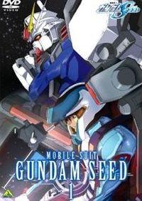 Kidou Senshi Gundam Seed: Season 1