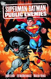 Superman Batman Public Enemies