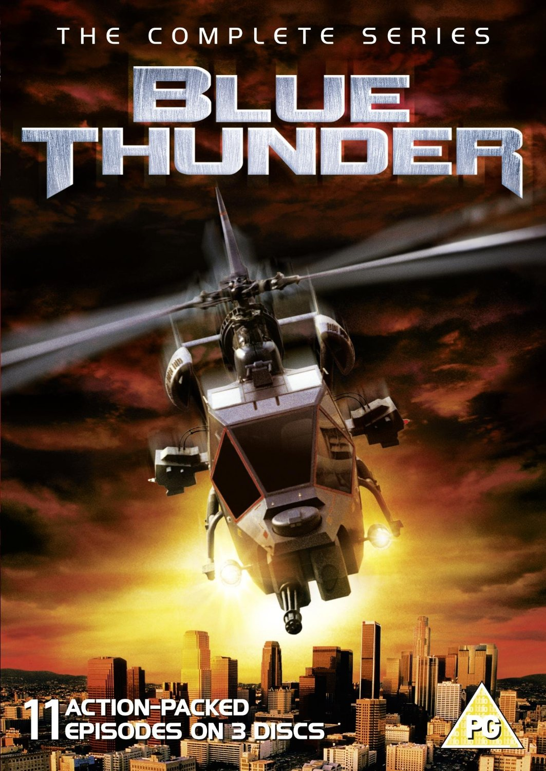 Blue Thunder: Season 1