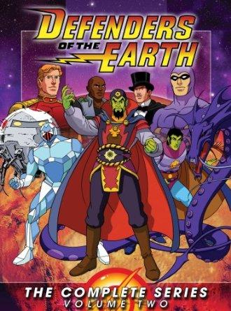 Defenders Of The Earth: Season 1