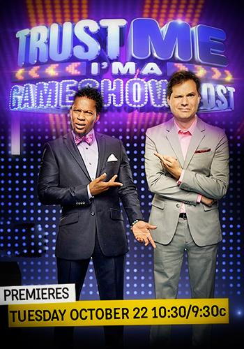 Trust Me, I'm A Game Show Host: Season 1