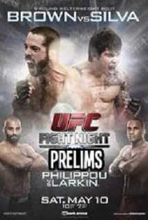 Ufc Fight Night 40 Prelims