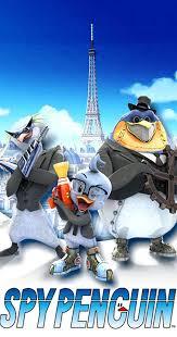 Spy Penguin