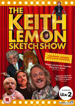 The Keith Lemon Sketch Show: Season 2