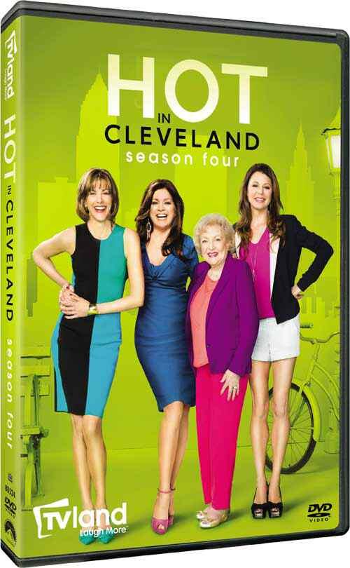 Hot In Cleveland: Season 4