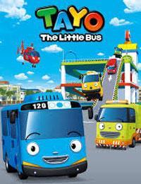 Tayo, The Little Bus: Season 1