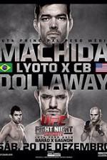 Ufc Fight Night 58: Machida Vs. Dollaway