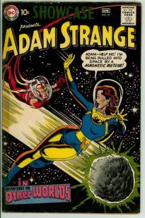 Adam Strange